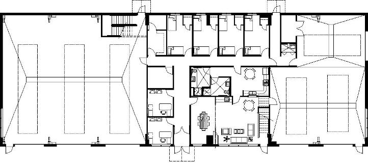 Gilpin County Fire Ambulance Facility Floor Plans Sopris Architecture